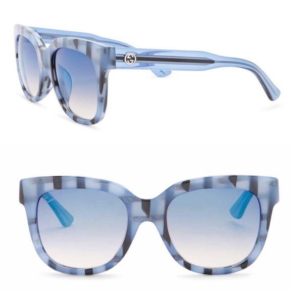 a1b22baa79f99   new   Gucci GG3756 Oversized Sunglasses